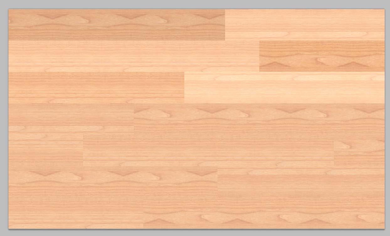 Photoshop Tutorial Creating Wood Flooring Wooden Desktop